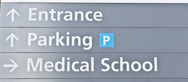 Medical school Stock Photos