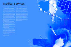 Medical services Royalty Free Stock Photography