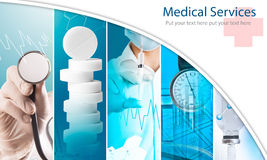 Medical services Royalty Free Stock Image