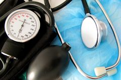 Medical set Royalty Free Stock Photo