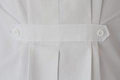 Medical shirt texture background Royalty Free Stock Photos