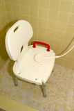 Medical Shower Chair 1 Royalty Free Stock Photo