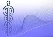 Medical sign concept Stock Photos