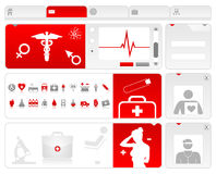 Medical site2 Stock Image