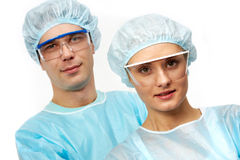 Medical staff Royalty Free Stock Photos