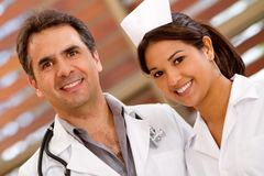 Medical staff Royalty Free Stock Images