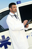 Medical staff Royalty Free Stock Photography