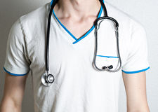 Medical staff standing Royalty Free Stock Photography