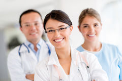 Medical staff Stock Image