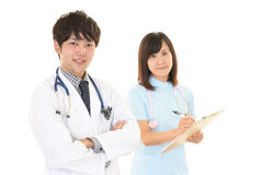 Medical staff working Stock Photos