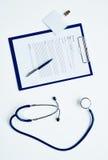 Medical stationary Stock Photography