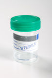 Medical sterile bottle Stock Photos