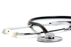 Medical stethoscope Stock Image