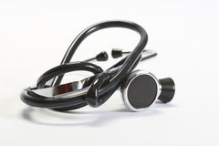 Medical stethoscope Stock Photography