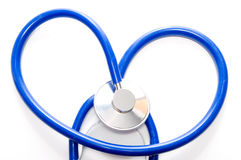 Medical Stethoscope Stock Image