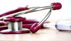 Medical stethoscope Royalty Free Stock Image