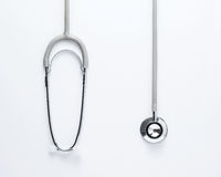Medical stethoscope. Royalty Free Stock Photo