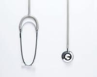 Medical stethoscope. Royalty Free Stock Photo