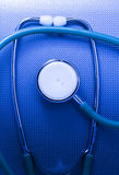 Medical stethoscope. Royalty Free Stock Image