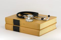 Medical stethoscope Royalty Free Stock Images