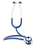 Medical stethoscope or phonendoscope Royalty Free Stock Photography