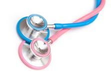 Medical stethoscopes Royalty Free Stock Image