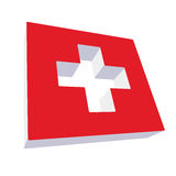 Medical still life 3d icon Royalty Free Stock Photography