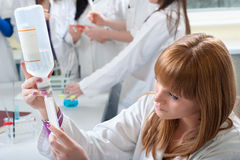 Medical student Stock Photography