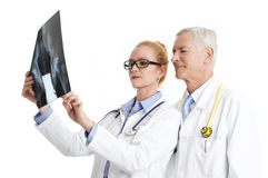 Medical stuff Stock Image