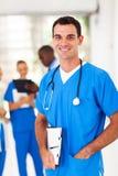 Medical surgeon Royalty Free Stock Image