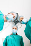 Medical surgeons Royalty Free Stock Photo