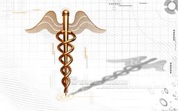 Medical symbol Royalty Free Stock Photos