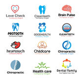 Medical Symbol illustrations Stock Images