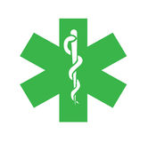 Medical symbol, logo Stock Photography