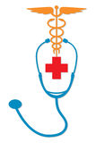 Medical symbols Royalty Free Stock Images