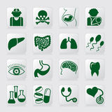 Medical symbols Stock Image