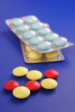 Medical Tablets Stock Photos