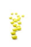 Medical tablets Stock Image