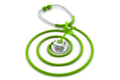 Medical target Royalty Free Stock Photography