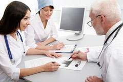 Medical team Royalty Free Stock Image