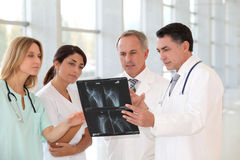 Medical Team Royalty Free Stock Photos