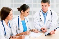 Medical team Royalty Free Stock Photo