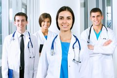 Medical team Royalty Free Stock Photography