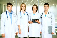 Medical team Royalty Free Stock Photo