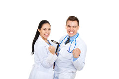 Medical team Stock Photography