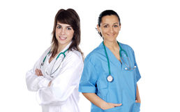 Medical team Stock Image