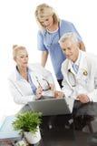 Medical team Stock Image
