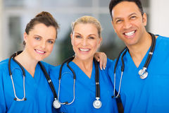 Medical team hospital Royalty Free Stock Photo
