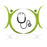 Medical Team Icon Royalty Free Stock Photos