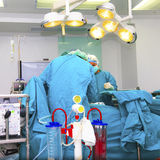 Medical team. Performing surgery, Medical concept Royalty Free Stock Photos